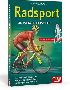 Radsport Anatomie von Sovndal,  Shannon