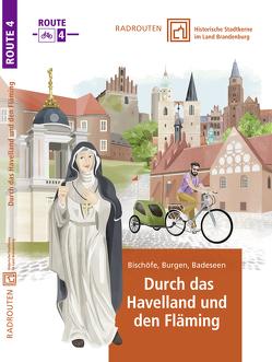Radtouren durch historische Stadtkerne im Land Brandenburg Tour 4 – Rund um den Fläming