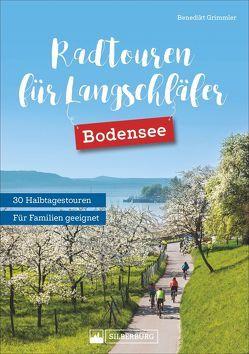Radtouren für Langschläfer Bodensee von Grimmler,  Benedikt