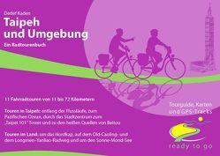 Radtourenbuch Taipeh und Umgebung von Kaden,  Detlef