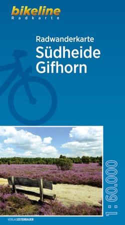 Radwanderkarte Südheide Gifhorn von Esterbauer Verlag
