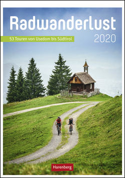 Radwanderlust Kalender 2020 von Harenberg