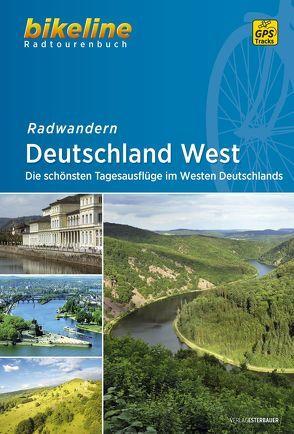 Radwandern Deutschland West von Esterbauer Verlag