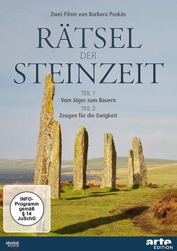 Rätsel der Steinzeit von Puskàs,  Barbara