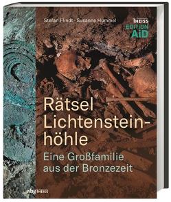 Rätsel Lichtensteinhöhle von Flindt,  Stefan, Hummel,  Susanne