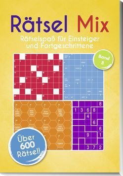 Rätsel Mix – Band 8