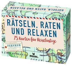 Rätsel, Raten und Relaxen von Kiefer,  Philip