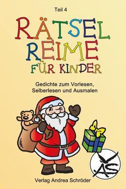 Rätsel-Reime für Kinder von Schröder,  Andrea