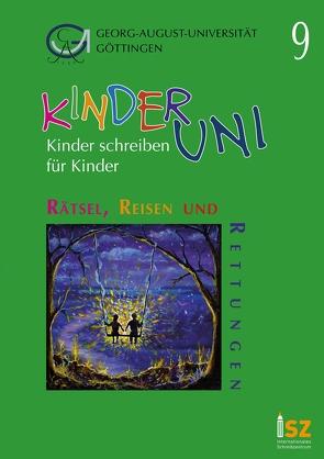 Rätsel, Reisen und Rettungen von Dr. Heß,  Gilbert, Kim,  Solji, Kraus Maj