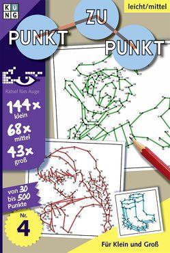 Rätselbuch Punkt zu Punkt 04