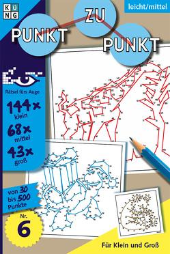 Rätselbuch Punkt zu Punkt 06