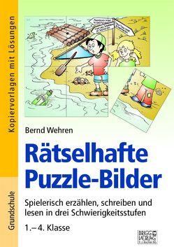 Rätselhafte Puzzle-Bilder von Wehren,  Bernd