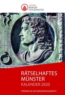 Rätselhaftes Münster 2020 von Klötzer,  Ralf, Lechtape,  Andreas