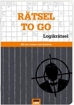 Rätselheft – Rätsel to go – Edition Logik von Heine,  Stefan