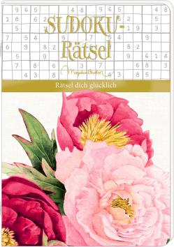 Rätselheft – Sudoku-Rätsel (M. Bastin) von Bastin,  Marjolein