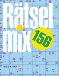 Rätselmix 156 (5 Exemplare à 2,99 €) von Krüger,  Eberhard