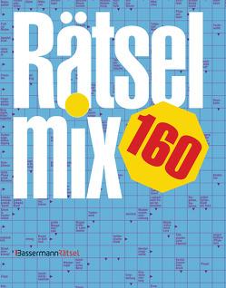 Rätselmix 160 von Krüger,  Eberhard