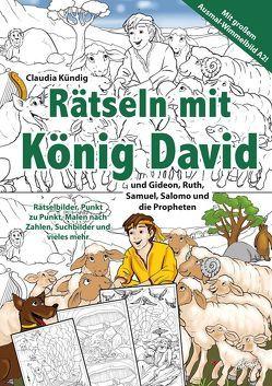 Rätseln mit König David von Kündig,  Claudia
