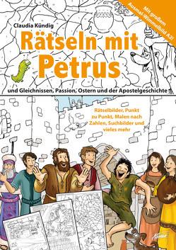 Rätseln mit Petrus von Kündig,  Claudia