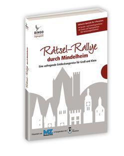 Rätsel-Rallye durch Mindelheim von Baumann,  Dominik