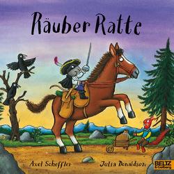 Räuber Ratte von Donaldson,  Julia, Naoura,  Salah, Scheffler,  Axel