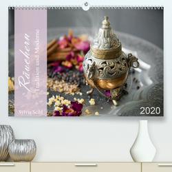 Räuchern Tradition und Moderne (Premium, hochwertiger DIN A2 Wandkalender 2020, Kunstdruck in Hochglanz) von by Sylvia Seibl,  CrystalLights