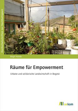 Räume für Empowerment von Hoinle,  Birgit