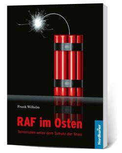 RAF im Osten von Wilhelm, Frank