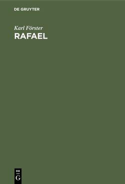 Rafael von Foerster,  Karl