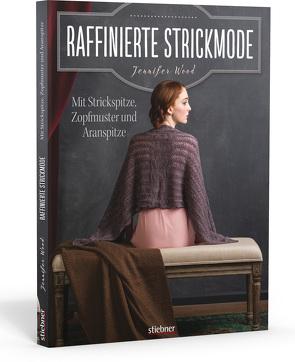 Raffinierte Strickmode von Wood,  Jennifer