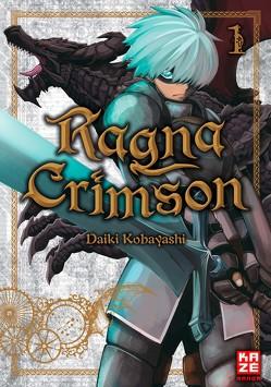 Ragna Crimson 01 von Kobayashi,  Daiki, Lange,  Markus