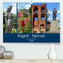 Ragnit – Neman. Kleinod an der Memel (Premium, hochwertiger DIN A2 Wandkalender 2020, Kunstdruck in Hochglanz) von von Loewis of Menar,  Henning
