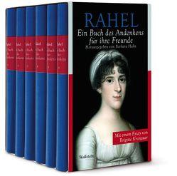 Rahel von Hahn,  Barbara, Kronauer,  Brigitte, Varnhagen,  Rahel Levin