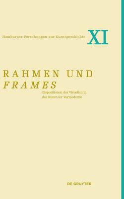 Rahmen und frames von Conrad,  Fridericke, Wagner,  Daniela
