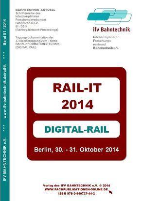 RAIL-IT 2014 von Schulz,  Eckhard