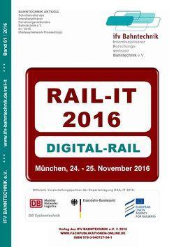 RAIL-IT 2016 von Schulz,  Eckhard