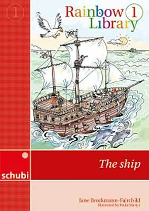 Rainbow Library 1 – The ship von Brockmann-Fairchild,  Jane