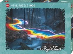 Rainbow Road Puzzle von Mercadante,  Daniel