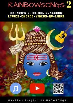 Rainbow Songs / Rainbow Songs 2 – BlackWhite Edition von Jaroslaw Istok,  Ananda