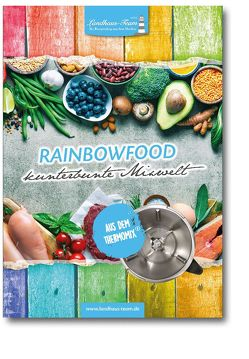 Rainbowfood von Willhöft,  Angelika