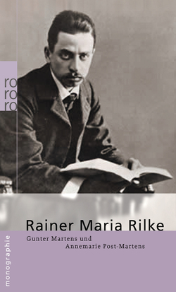 Rainer Maria Rilke von Martens,  Gunter, Post-Martens,  Annemarie