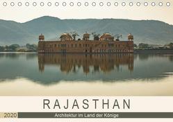 Rajasthan – Architektur im Land der Könige (Tischkalender 2020 DIN A5 quer) von Rost,  Sebastian