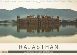 Rajasthan – Architektur im Land der Könige (Wandkalender 2020 DIN A4 quer) von Rost,  Sebastian