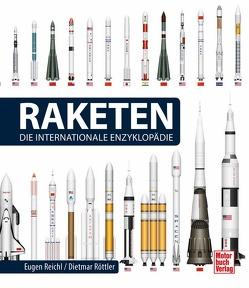 Raketen – Die Internationale Enzyklopädie von Reichl,  Eugen, Röttler,  Dietmar