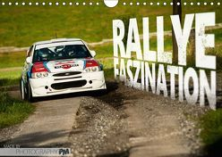 Rallye Faszination 2018 (Wandkalender 2018 DIN A4 quer) von PM,  Photography