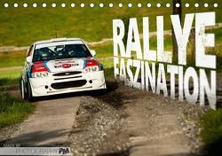 Rallye Faszination 2021 (Tischkalender 2021 DIN A5 quer) von PM,  Photography