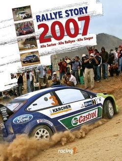 Rallye Story 2007 von Voigt-Neumeyer,  Andrea
