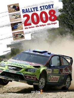 Rallye Story 2008 von Neumeyer,  Andrea