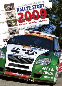 Rallye Story 2009 von Neumeyer,  Andrea