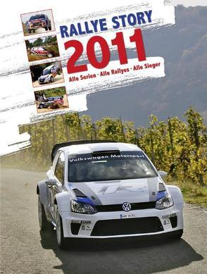 Rallye Story 2011 von Neumeyer,  Andrea